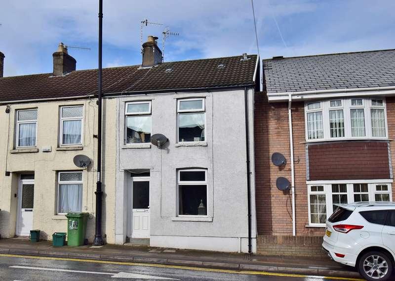 2 Bedrooms Terraced House for sale in Ton Y Felin Road, Caerphilly, CF83