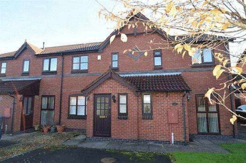 3 Bedrooms Terraced House for rent in Shepherds Court, Newport