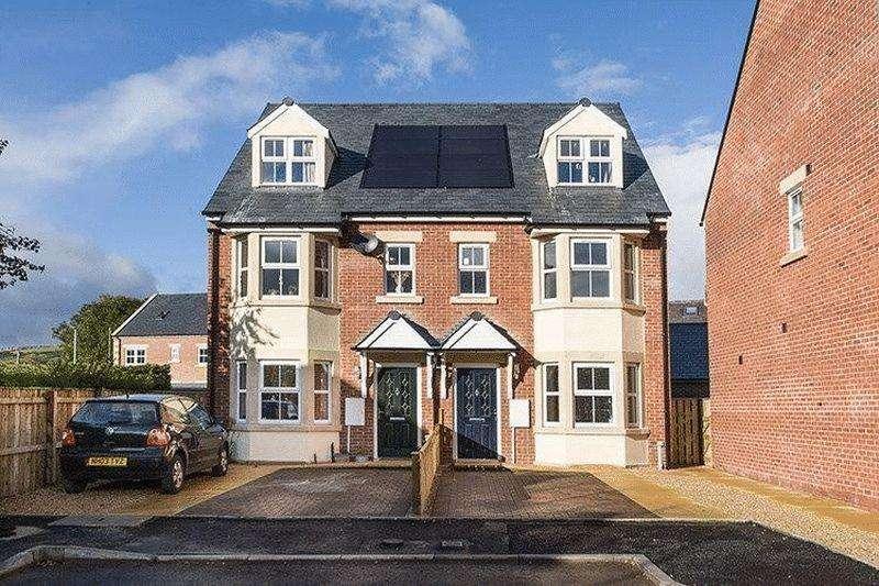 4 Bedrooms Semi Detached House for sale in TYNE VALLEY, Haydon Bridge