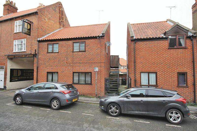 1 Bedroom Flat for sale in KIDGATE, LOUTH