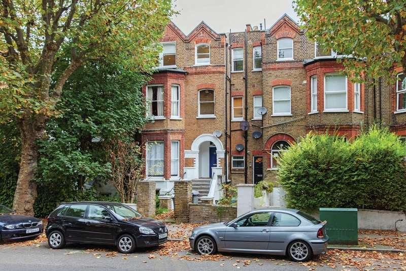 2 Bedrooms Flat for sale in Brondesbury Villas, NW6