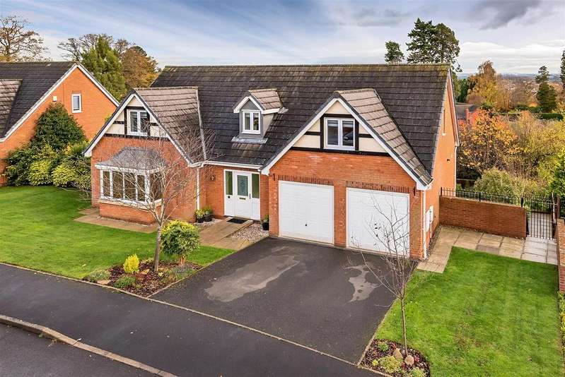 5 Bedrooms House for sale in Bentley Drive, Oswestry