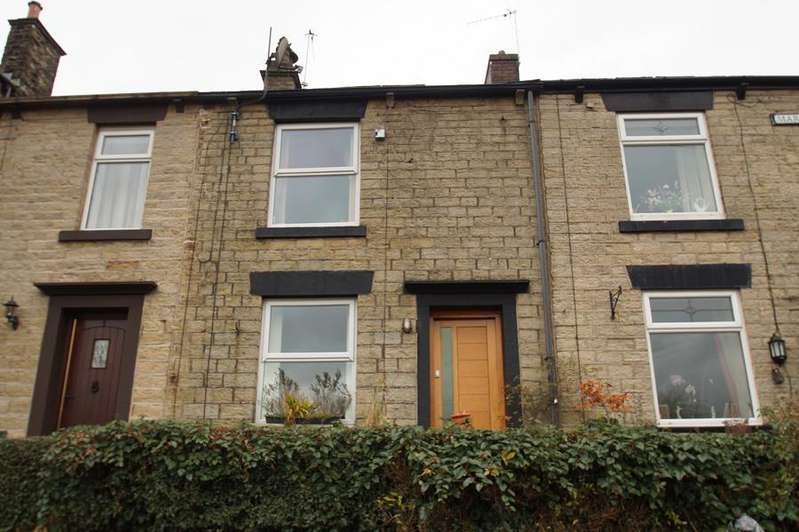 2 Bedrooms Terraced House for sale in Marle Earth Cottages, Mossley OL5