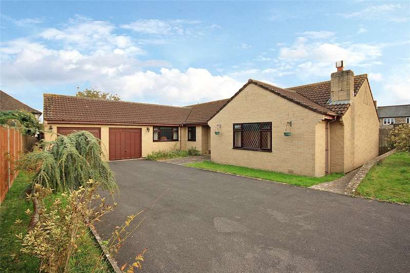 4 Bedrooms Detached Bungalow for sale in Hanning Park, Horton, Ilminster, Somerset, TA19
