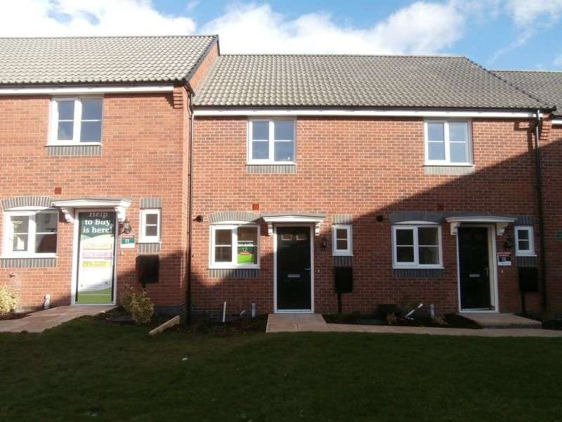 2 Bedrooms Semi Detached House for rent in Meryton Grove, Kirkby-In-Ashfield, Nottingham, NG17