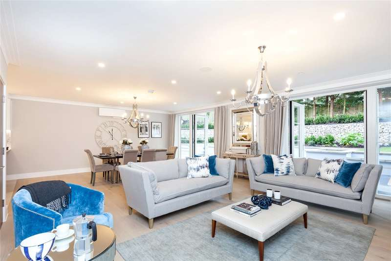 3 Bedrooms Flat for sale in The Hudson, 32 Eastbury Avenue, Northwood, HA6