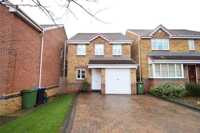 3 Bedrooms Detached House for sale in Hazel Dene Way, Seaham, Co. Durham, SR7