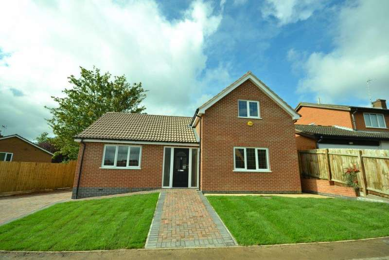4 Bedrooms Detached House for sale in Glaisdale Road, Wigston