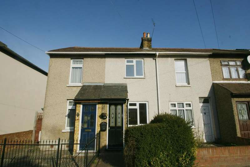 2 Bedrooms Terraced House for rent in Shaftesbury Road, Romford, RM1