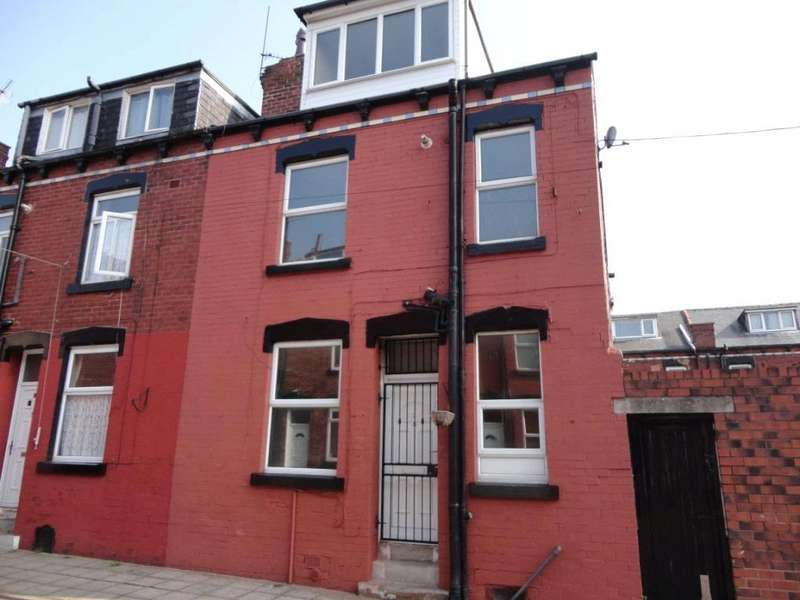 2 Bedrooms Terraced House for sale in Claremont Place, Leeds, West Yorkshire