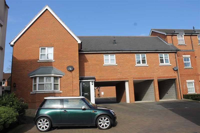 3 Bedrooms Link Detached House for rent in Chivers Court, Ipswich