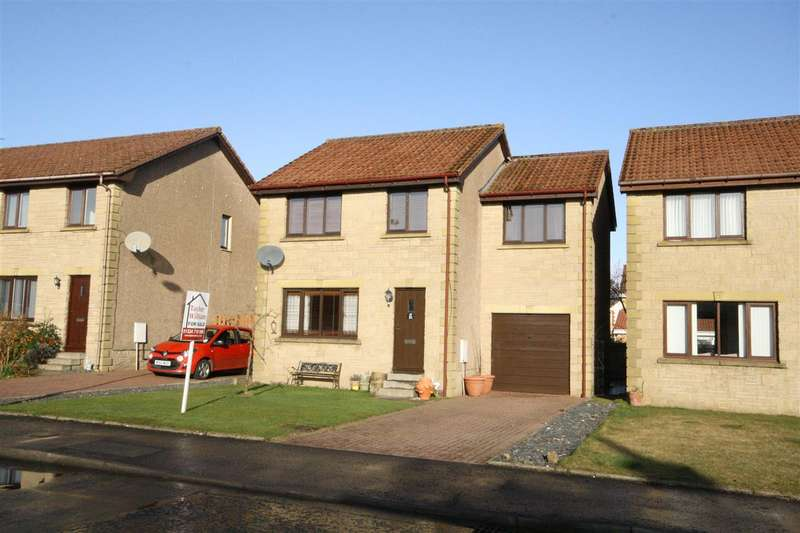 4 Bedrooms Detached House for sale in Wallacelea, Falkirk