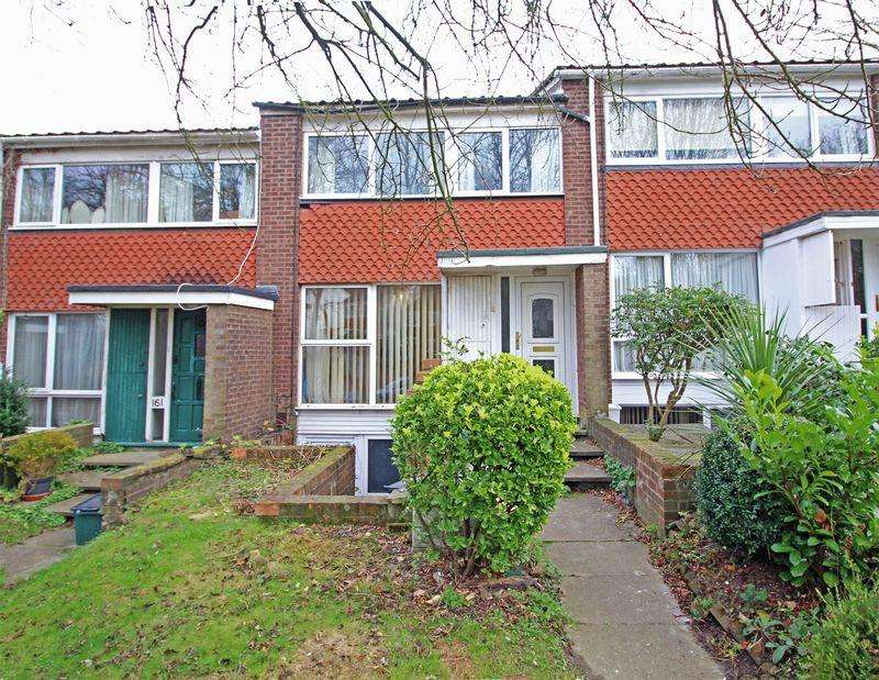 3 Bedrooms Terraced House for sale in Markfield, Croydon, Surrey, CR2 9HQ