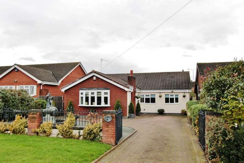3 Bedrooms Detached Bungalow for sale in Coton Lane, Tamworth