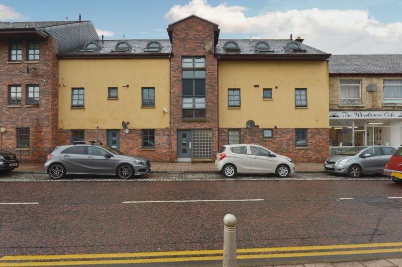 2 Bedrooms Ground Flat for sale in Main Street, Newtongrange, EH22 4PF
