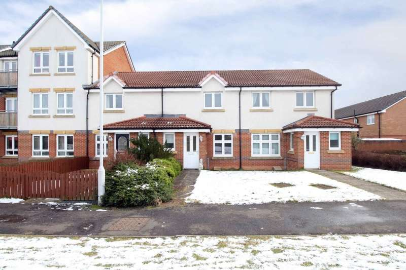 2 Bedrooms Terraced House for sale in Meikle Loan, Kirkcaldy, Fife, KY2 6FH