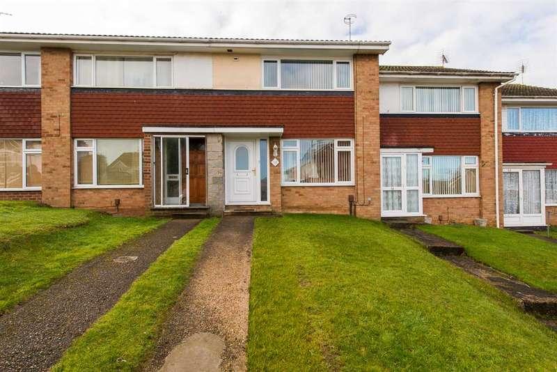 2 Bedrooms Terraced House for sale in Keswick Avenue, Sittingbourne