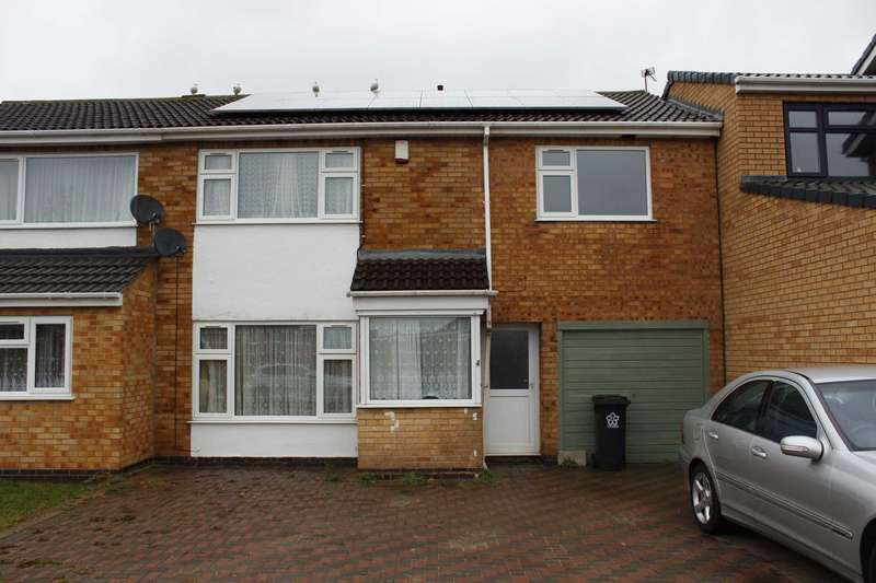 4 Bedrooms Semi Detached House for rent in Kilmelford Close, Leicester