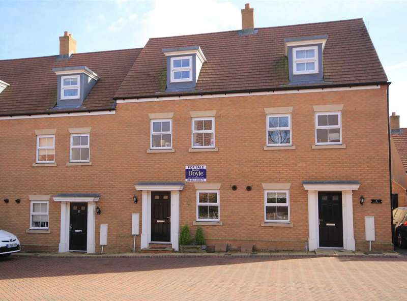 3 Bedrooms House for sale in MODERN with GARAGE & ENSUITE to MASTER HP3