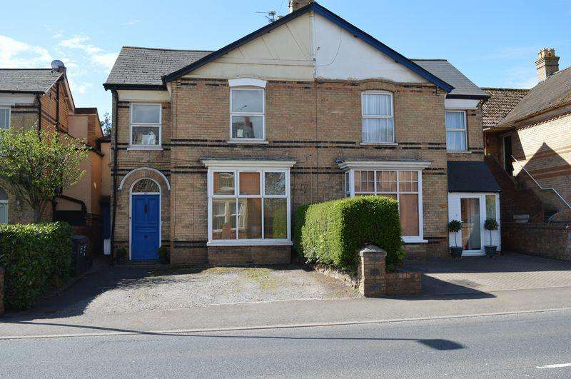 2 Bedrooms Apartment Flat for sale in Greenway Road, Taunton