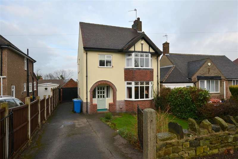 3 Bedrooms Detached House for sale in Paxton Road, Chesterfield, S41 0TN
