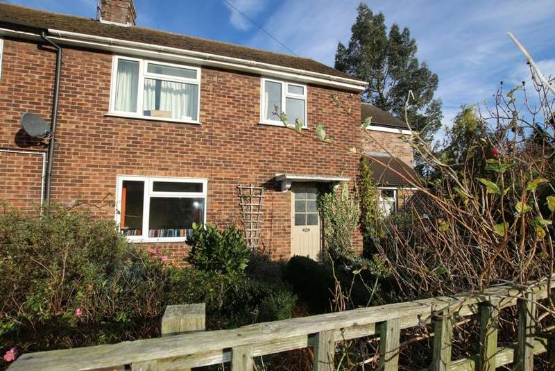 4 Bedrooms Semi Detached House for sale in Debden Green, Ely