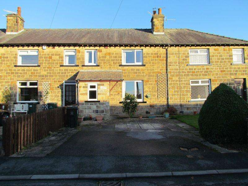 3 Bedrooms Terraced House for sale in The Drive, Bingley