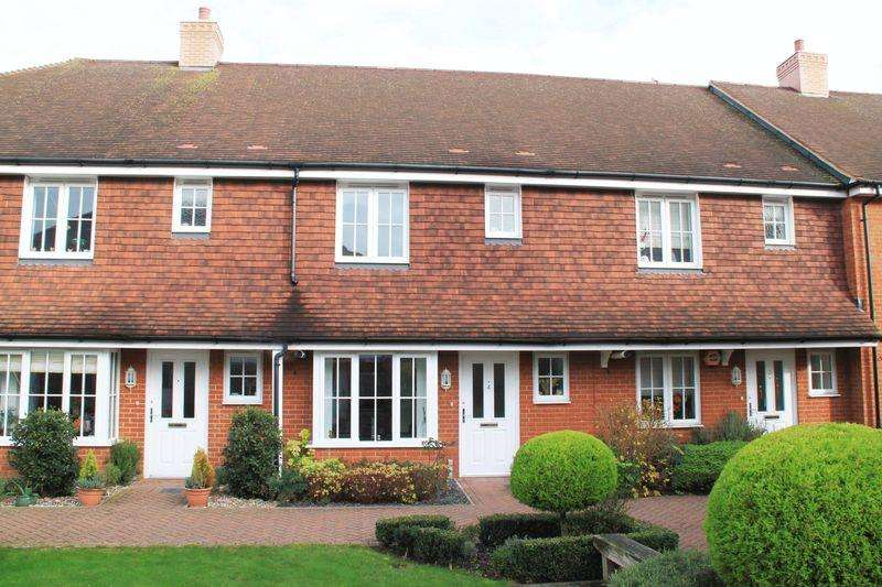 3 Bedrooms Terraced House for sale in Woolmer Close, Old Dover Road, Canterbury