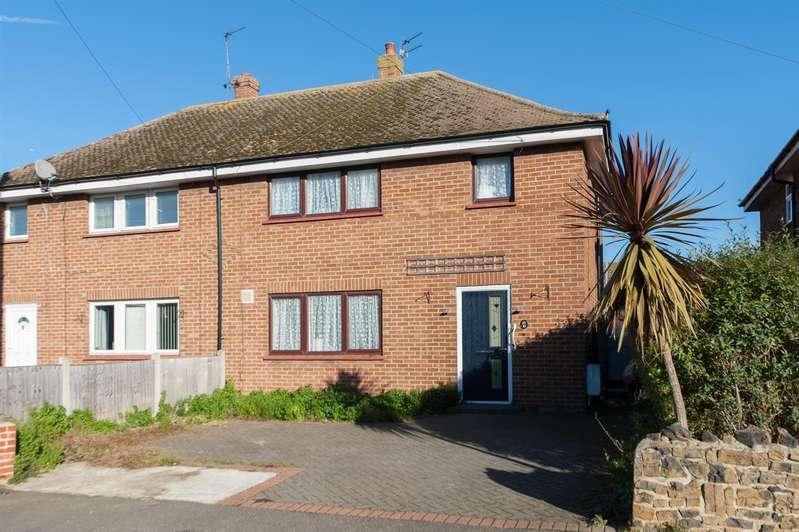 3 Bedrooms Semi Detached House for sale in Linington Road, Birchington