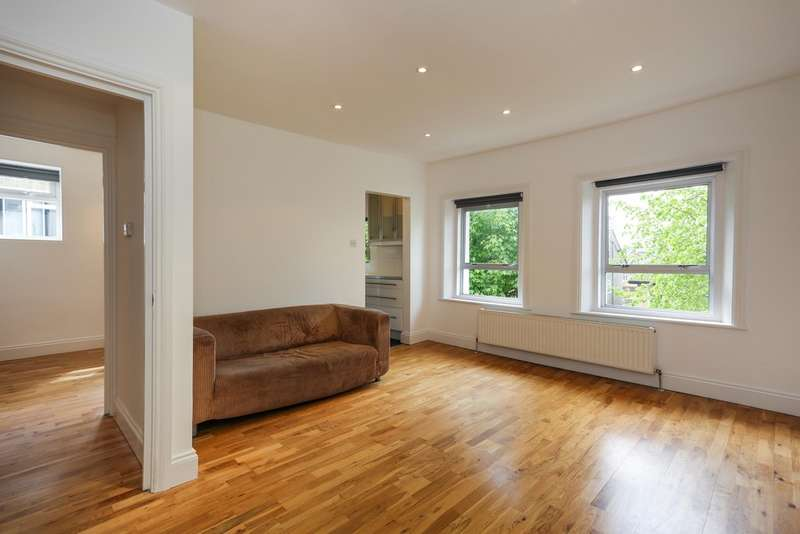 2 Bedrooms Flat for sale in Canning Road, East Croydon CR0