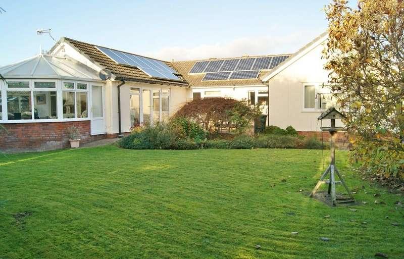 3 Bedrooms Detached Bungalow for sale in Overton Road, Bangor-on-Dee