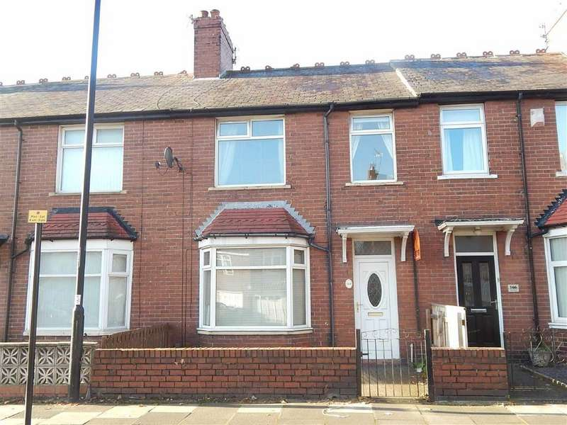 3 Bedrooms Terraced House for rent in Park Road, Wallsend, Tyne And Wear