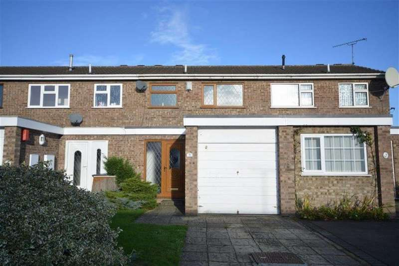 2 Bedrooms Terraced House for sale in Rosemullion Close, Exhall