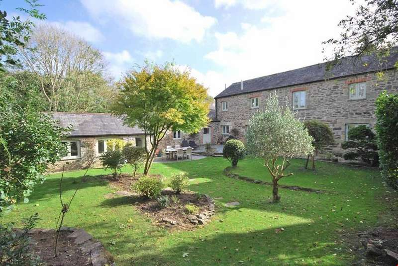 4 Bedrooms Barn Conversion Character Property for sale in Colan, Newquay, Cornwall , TR8