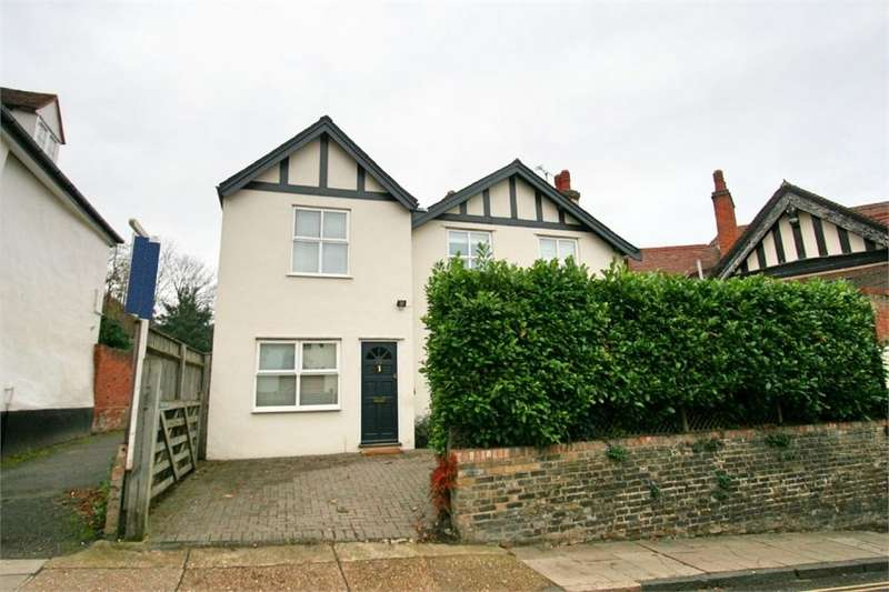 4 Bedrooms Detached House for sale in West Stockwell Street, COLCHESTER, Essex