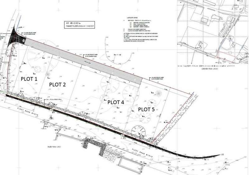 Land Commercial for sale in Winslow Gate, Fleet Hargate, Lincolnshire