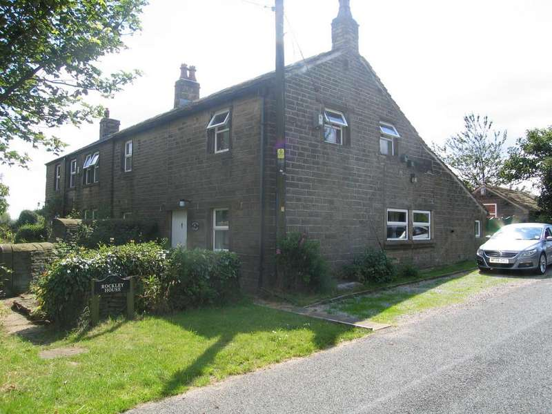 2 Bedrooms Cottage House for rent in Swallow Cottage, Windmill Lane, High Flatts, HD8
