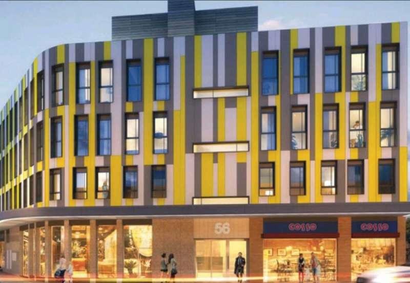 Apartment Flat for sale in Park Crescent, 54-56 Park Street, Luton, Bedfordshire, LU1