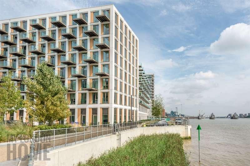 1 Bedroom Apartment Flat for sale in Latitude Building, Royal Wharf, Royal Docks, London, E14