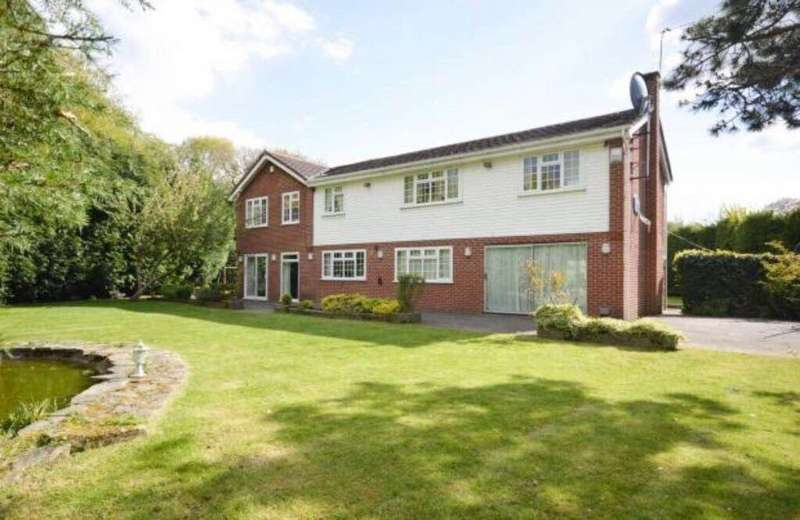 8 Bedrooms Detached House for rent in Milverton Rd, Bramhall, Cheshire SK4