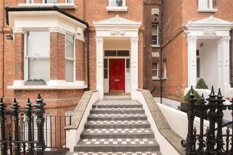 1 Bedroom Flat for sale in Sutherland Avenue, Little Venice, London