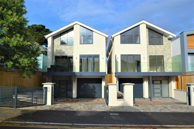 4 Bedrooms Detached House for sale in Grassmere Road, Sandbanks, Poole, Dorset BH13