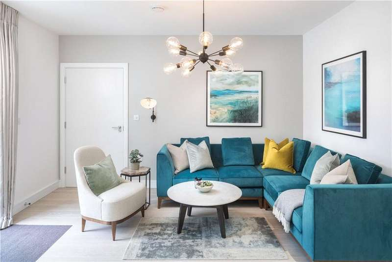 2 Bedrooms Flat for sale in The Avenue, London, NW6