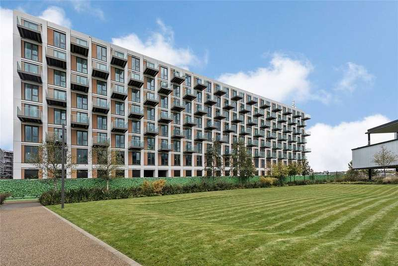 2 Bedrooms Flat for sale in Thameside House, Royal Wharf, London