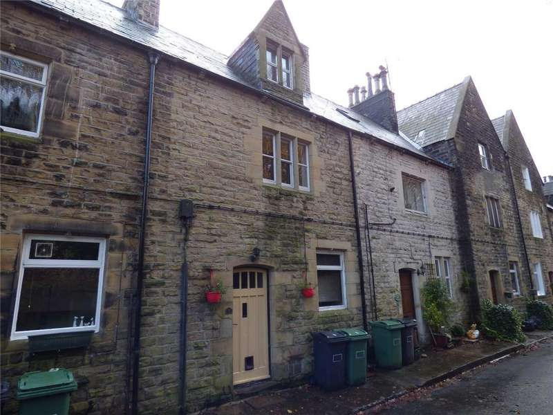 3 Bedrooms House for sale in Bank Buildings, Meltham, Holmfirth, West Yorkshire, HD9