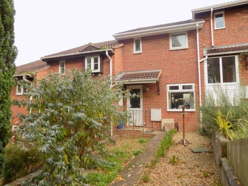 2 Bedrooms Terraced House for sale in Westminster Road, Exeter