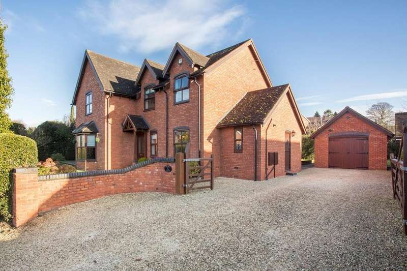 4 Bedrooms Detached House for sale in Lower Penkridge Road, Acton Trussell