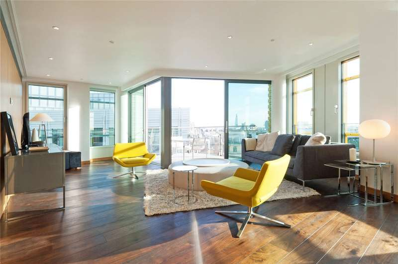 3 Bedrooms Apartment Flat for sale in Central St. Giles Piazza, Covent Garden, London, WC2H