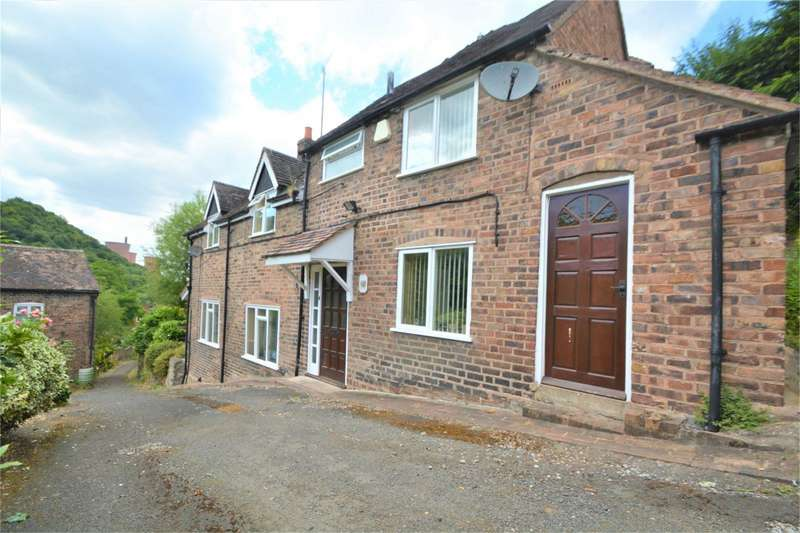 3 Bedrooms Link Detached House for sale in 7 Severn Bank, Ironbridge, Shropshire, TF8