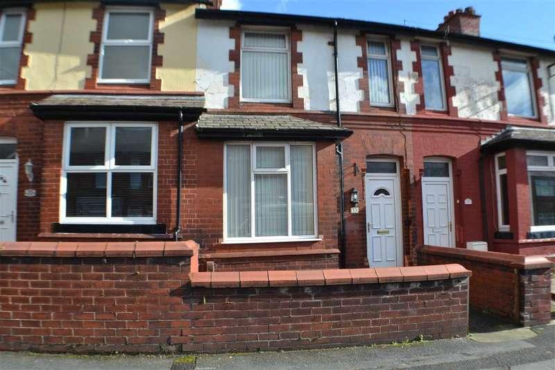 2 Bedrooms Terraced House for sale in Hood Lane, Great Sankey, Warrington